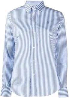 Ralph Lauren: Polo striped slim fit shirt