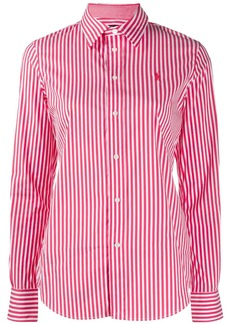 Ralph Lauren: Polo striped slim fit shirt