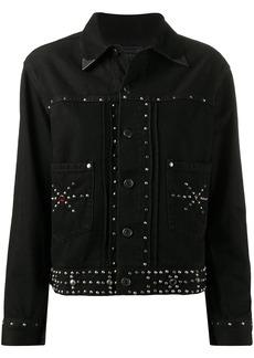 Ralph Lauren: Polo studded denim jacket