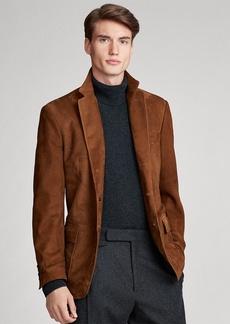 Ralph Lauren Polo Suede Sport Coat
