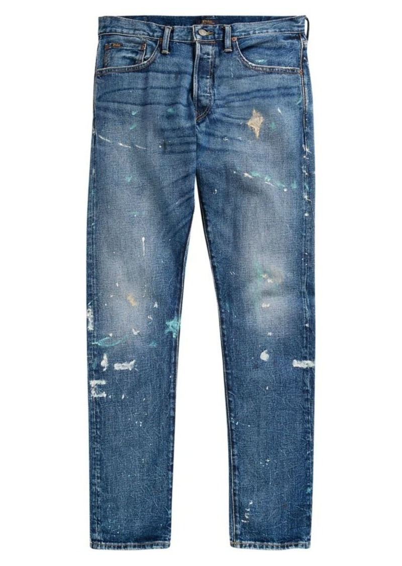Ralph Lauren Polo Sullivan Slim-Fit Stretch Jeans