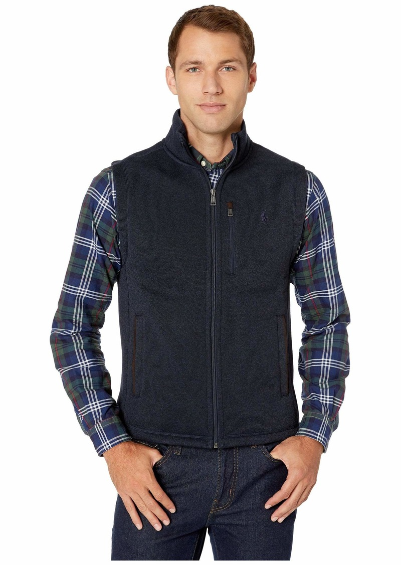 Ralph Lauren Polo Sweater Fleece Vest