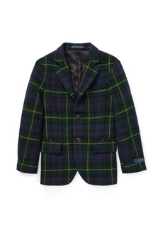 Ralph Lauren Polo Tartan Wool Sport Coat