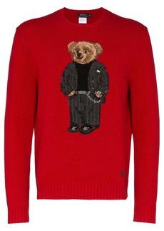 Ralph Lauren Polo teddy bear knit jumper