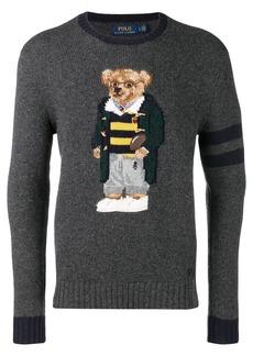Ralph Lauren Polo teddy bear knitted jumper