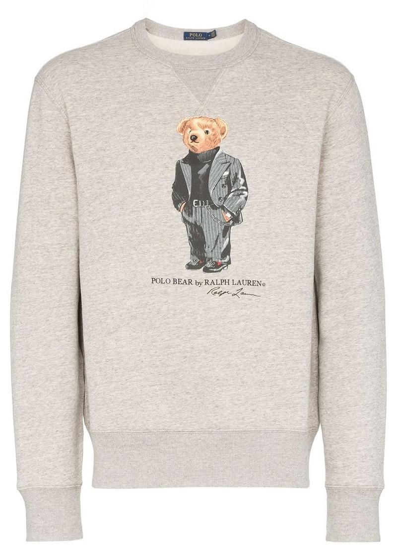 Ralph Lauren Polo Teddy Bear print sweatshirt