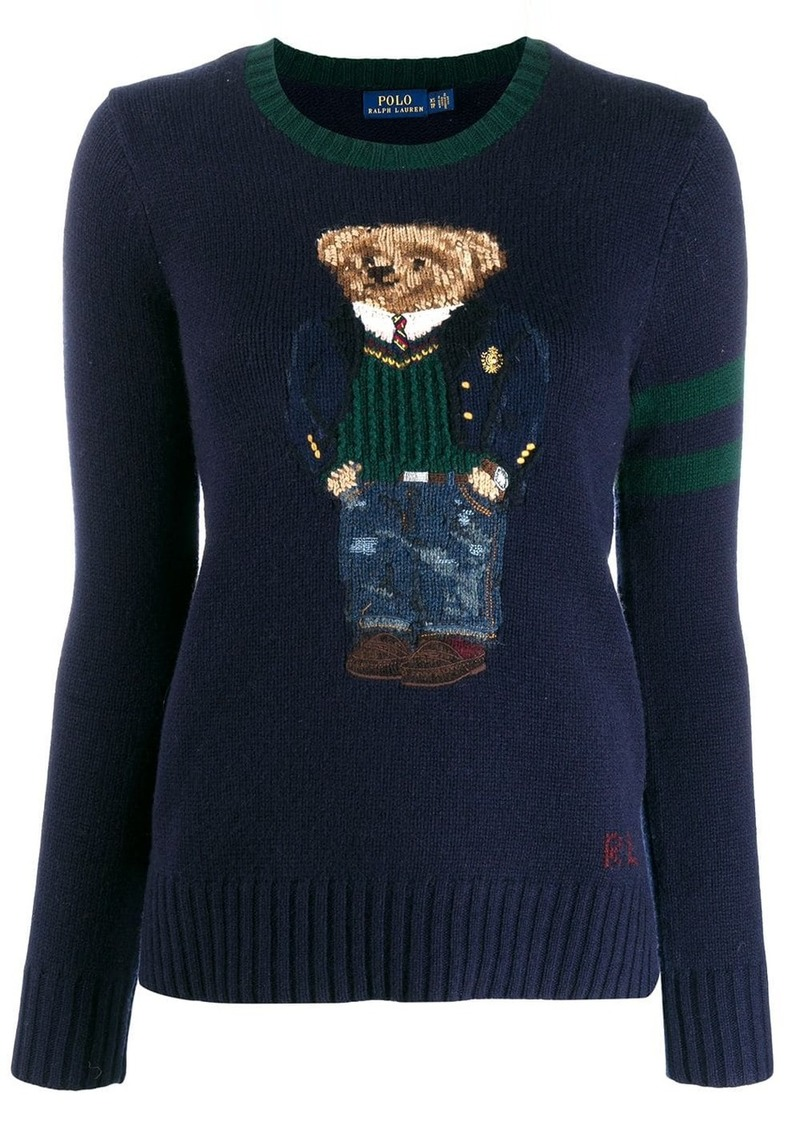 Ralph Lauren: Polo teddy sweater