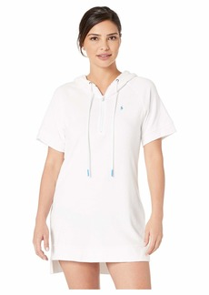 Ralph Lauren: Polo Terry Hoodie Dress
