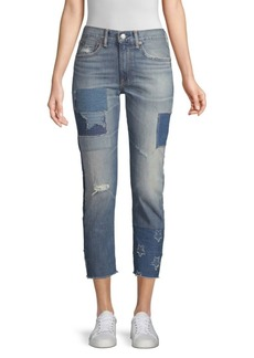 Ralph Lauren: Polo The Waverly Straight Crop Jeans