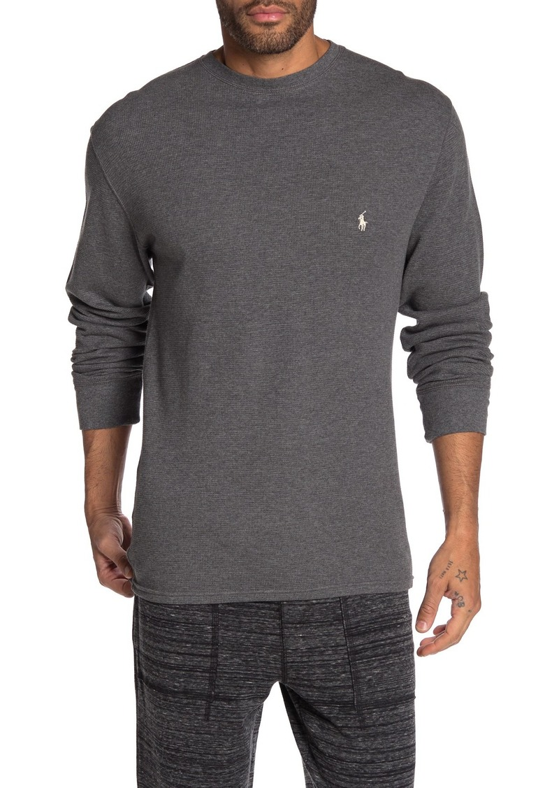 Ralph Lauren Polo Thermal Crew Neck Lounge T-Shirt