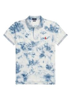 Ralph Lauren: Polo Tie-Die Polo T-Shirt