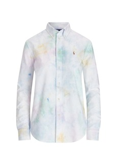 Ralph Lauren: Polo Tie-Dye Button-Up Shirt