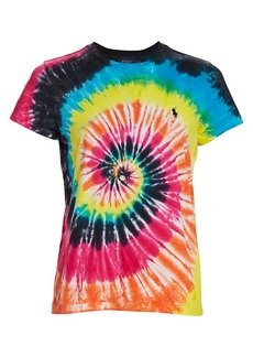 Ralph Lauren: Polo Tie Dye Short Sleeve T-Shirt