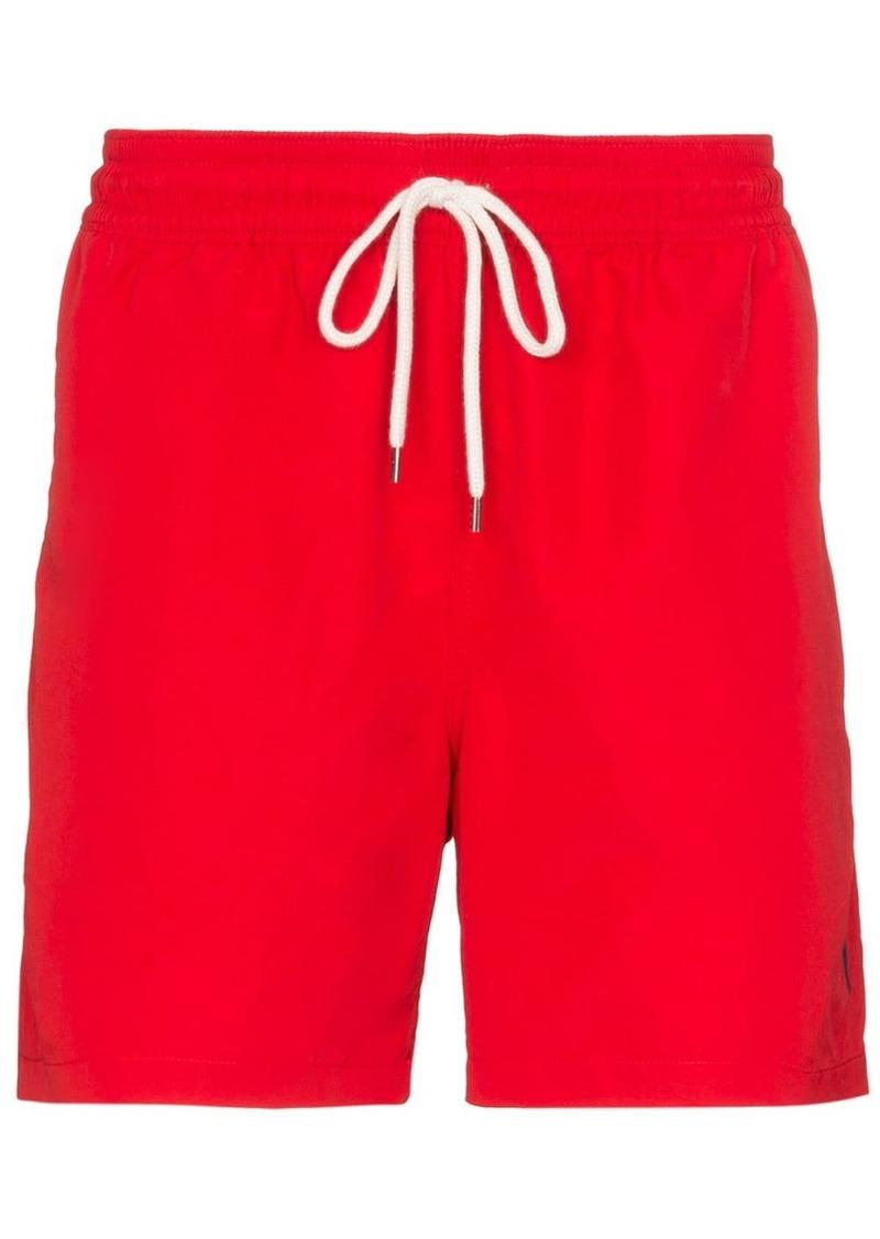 Ralph Lauren Polo Traveller drawstring swim shorts