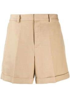 Ralph Lauren turn up hem shorts