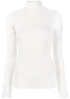 Ralph Lauren: Polo turtle neck ribbed jumper