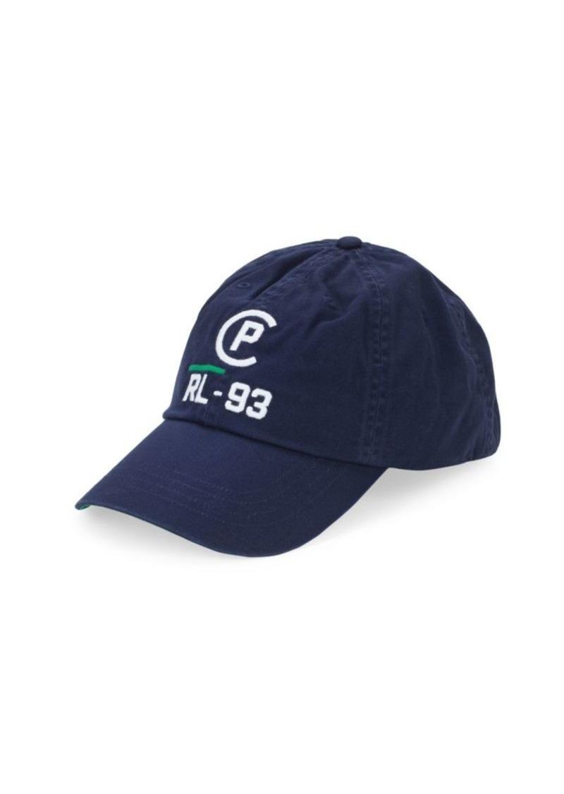 Ralph Lauren Polo CP-93 Twill Baseball Cap  b563329a495