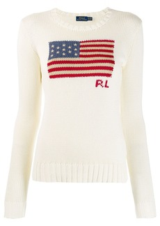 Ralph Lauren: Polo U.S.A. flag jumper