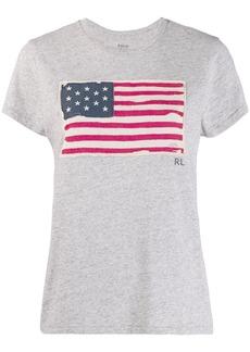Ralph Lauren: Polo USA flag T-shirt