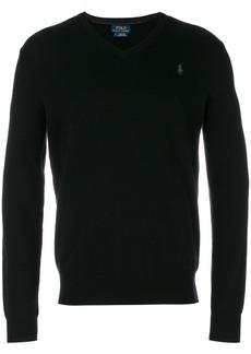 Ralph Lauren Polo V neck sweatshirt