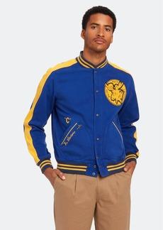 Ralph Lauren Polo Varsity Jacket - L