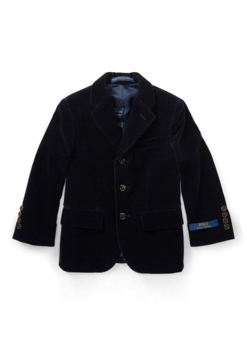 3123f5545 Ralph Lauren Polo Velvet Sport Coat Now  299.99