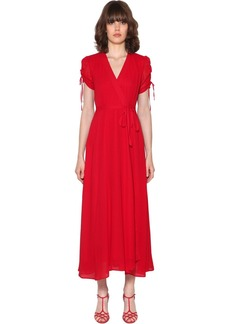 Ralph Lauren: Polo Long Dress W/ Bows