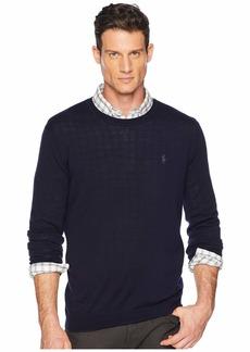 Ralph Lauren Polo Washable Merino Crew Neck Sweater