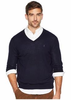 Ralph Lauren Polo Washable Merino V-Neck Sweater