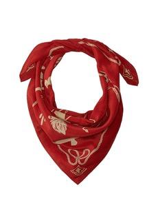 Ralph Lauren: Polo Washed Silk Rodeo Bandana Scarf