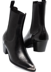 Ralph Lauren: Polo Western style ankle boots