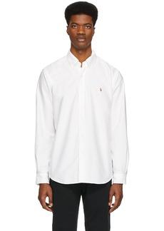 Ralph Lauren Polo White Classic Fit Shirt