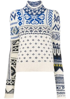 Ralph Lauren: Polo winter motifs jumper