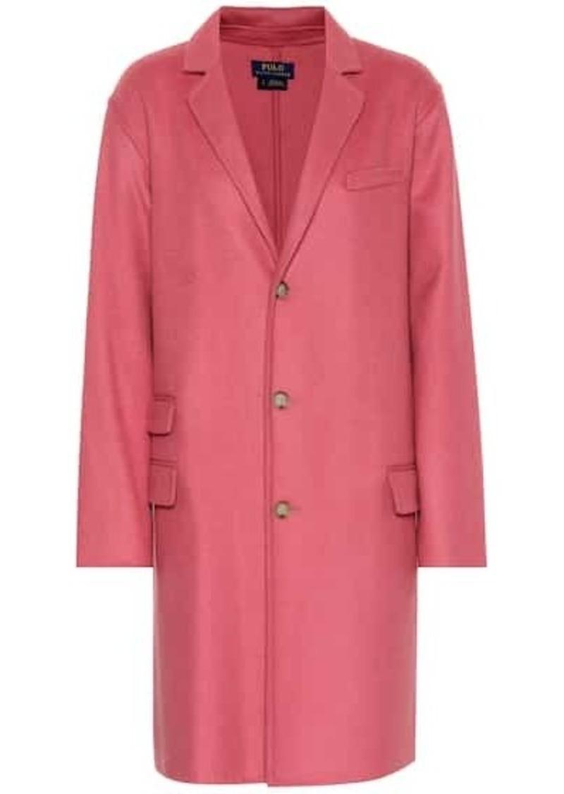 Ralph Lauren: Polo Wool-blend coat