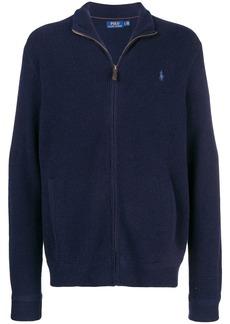 Ralph Lauren Polo wool zipped up cardigan