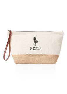 Ralph Lauren Polo x FEED Pouch