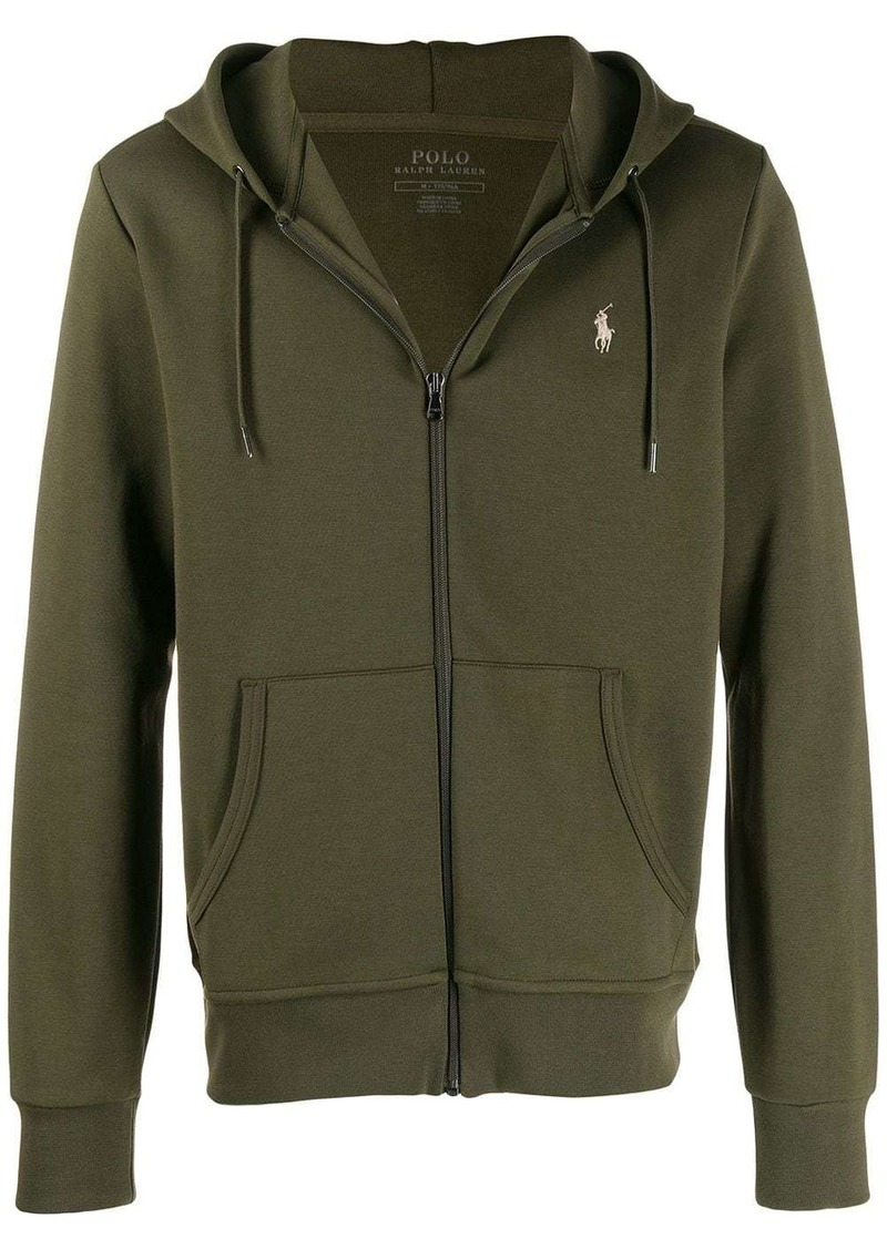 Ralph Lauren Polo zip-up hooded jacket