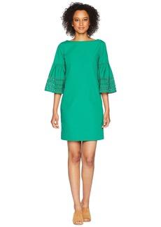 Ralph Lauren Poplin Shift Dress