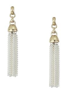 Ralph Lauren Post Tassel Earrings