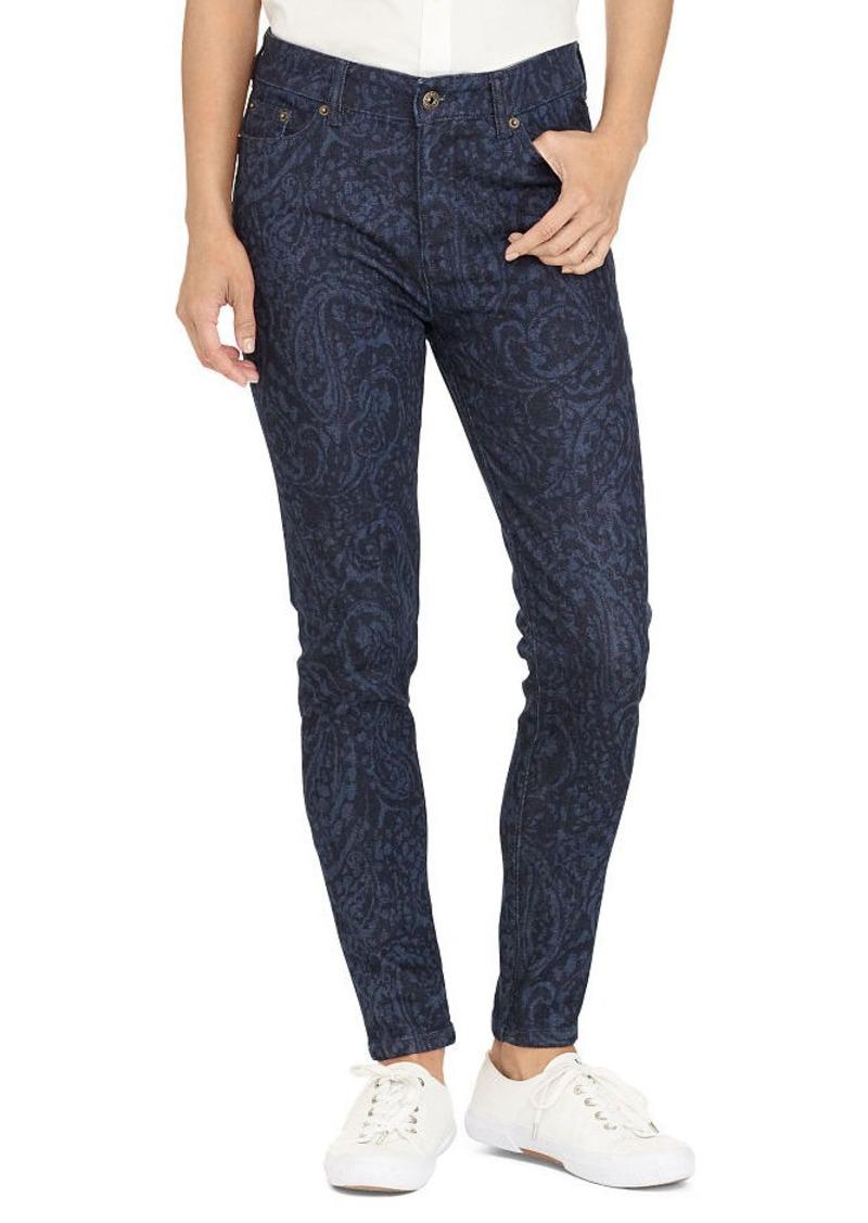 Ralph Lauren Premier Ankle Skinny Jean