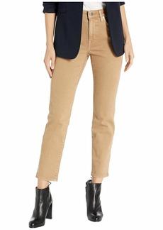 Ralph Lauren Premier Straight Ankle Jeans