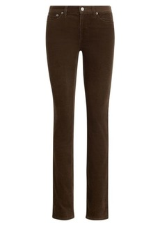 Ralph Lauren Premier Straight Cord Jean