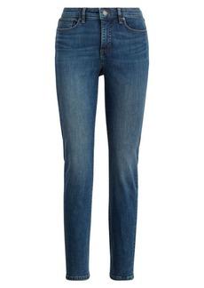 Ralph Lauren Premier Straight Curvy Jean
