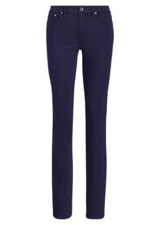 Ralph Lauren Premier Straight Sateen Jean