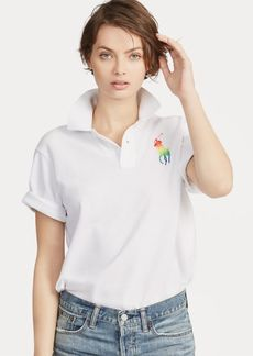 Ralph Lauren Pride Big Shirt Cotton Polo