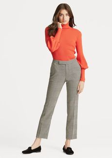 Ralph Lauren Print Cotton-Blend Pant