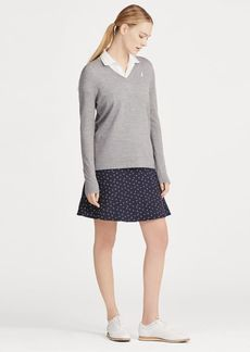 Ralph Lauren Print Stretch Skort