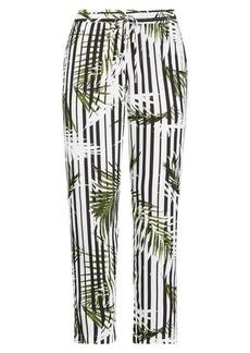 Ralph Lauren Print Twill Skinny Pant