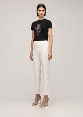 Ralph Lauren Printed Cotton Jersey T-shirt