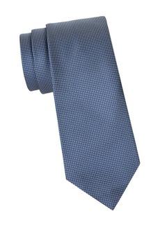 Ralph Lauren Purple Lapel Printed Silk Tie